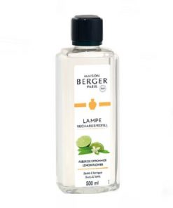 lampe berger huisparfum lemon flower 500ml