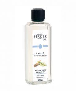lampe berger huisparfum pure white tea 500ml