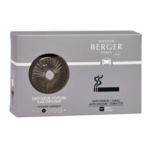 maison berger autoparfum anti odeur tabac
