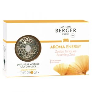 maison berger autoparfum aroma energy