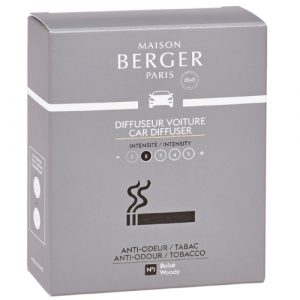 maison berger autoparfum navulling anti odeur tabacco
