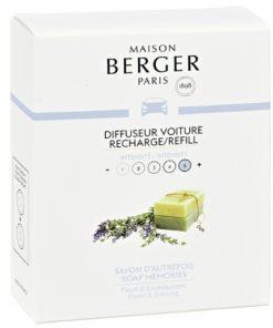 maison berger autoparfum navulling soap memories bestel je direct bij plezant