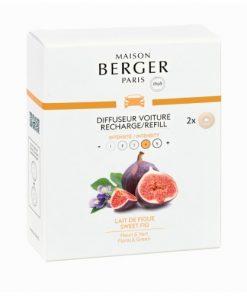 maison berger autoparfum navulling sweet fig