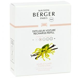 Maison Berger Autoparfum navulling Ylang's Sun