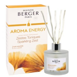 maison berger geurstokjes aroma energy