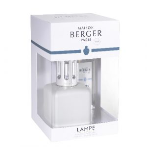 lampe berger giftset ice cube white